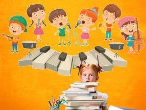 Πλήκτρα πιάνου Παιδικά Αυτοκόλλητα τοίχου 36 x 70 cm