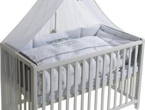 Πλήρες βρεφικό κρεβάτι Rastor