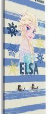Elsa's face, Frozen! Παιδικά Κρεμάστρες & Καλόγεροι 45 x 138 εκ.