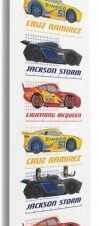 Cars Characters Παιδικά Κρεμάστρες & Καλόγεροι 45 x 138 εκ.