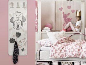 Boho Minnie Mouse! Παιδικά Κρεμάστρες & Καλόγεροι 45 cm x 1.38cm