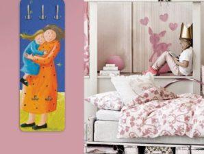 Mama Παιδικά Κρεμάστρες & Καλόγεροι 45 cm x 1.38cm