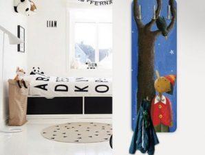 Πινόκιο Παιδικά Κρεμάστρες & Καλόγεροι 45 cm x 1.38cm
