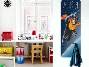 Υπερήρωας Παιδικά Κρεμάστρες & Καλόγεροι 45 cm x 1.38cm