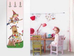 Μικρή μάγισσα Παιδικά Κρεμάστρες & Καλόγεροι 45 cm x 1.38cm
