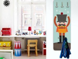 Καρυοθραύστης Παιδικά Κρεμάστρες & Καλόγεροι 45 cm x 1.38cm