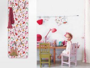 Πασχαλίτσες Παιδικά Κρεμάστρες & Καλόγεροι 45 cm x 1.38cm