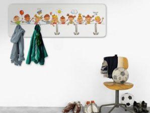 Παιδιά όλου του κόσμου Παιδικά Κρεμάστρες & Καλόγεροι 45 cm x 1.38cm