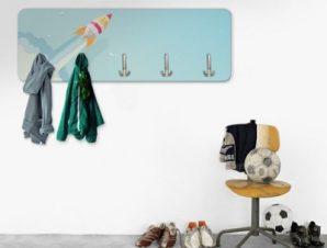 Πύραυλος Παιδικά Κρεμάστρες & Καλόγεροι 45 cm x 1.38cm