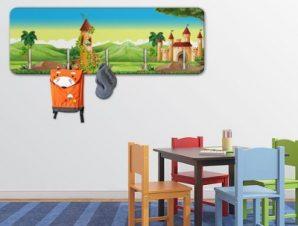 Ραπουνζέλ Παιδικά Κρεμάστρες & Καλόγεροι 45 cm x 1.38cm