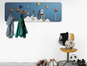 Διάστημα Παιδικά Κρεμάστρες & Καλόγεροι 45 cm x 1.38cm