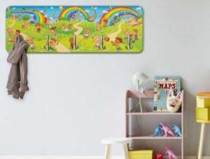 Παιδική χαρά Παιδικά Κρεμάστρες & Καλόγεροι 45 cm x 1.38cm