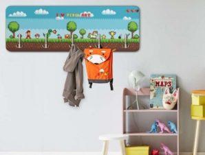 Βίντεο παιχνίδι Παιδικά Κρεμάστρες & Καλόγεροι 45 cm x 1.38cm