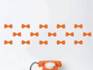 Παπιγιόν Παιδικά Mini Pack αυτοκόλλητα 53×31 cm