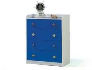 Παιδική συρταριέρα MR-1201 – MR-1201