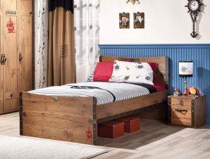 Παιδικό κρεβάτι ημιδιπλο KS-1315 – KS-1315