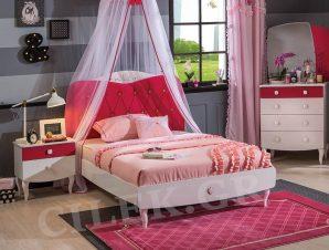 Παιδικό κρεβάτι μονό RB-1311