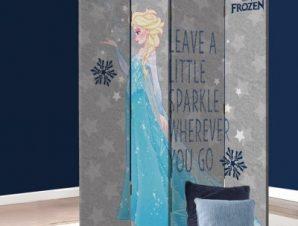 Άσε λίγη λάμψη, Frozen Παιδικά Παραβάν 80×180 cm [Δίφυλλο]