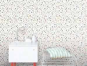Little Details Παιδικά Ταπετσαρίες Τοίχου 100 x 100 cm